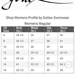 Profile by Gottex Swim Suit Top